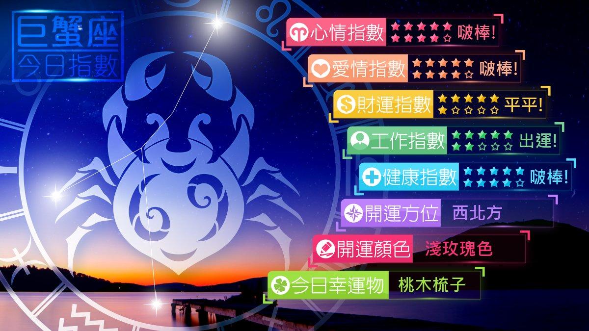 7/28 【12星座】每日星座運勢|東森新聞