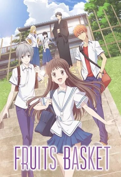 Fruits Basket 2019 02 Vostfr : fruits, basket, vostfr, Infos, Fruits, Basket, Anime, Streaming, VOSTFR,, Légal, Wakanim.TV