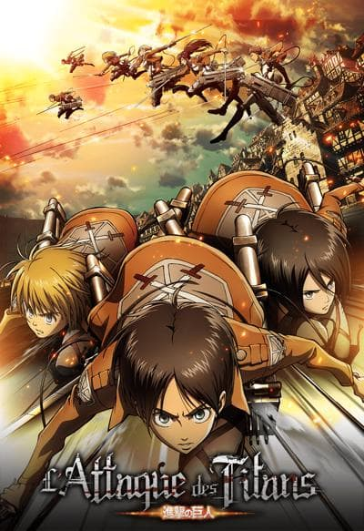 Shingeki No Kyojin Vostfr Saison 3 : shingeki, kyojin, vostfr, saison, Infos, L'Attaque, Titans, (Shingeki, Kyojin, Attack, Titan), Anime, Streaming, VOSTFR,, Légal, Wakanim.TV