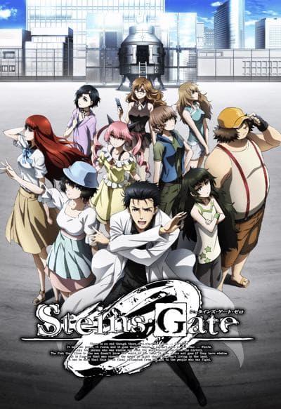 Steins Gate 0 Vostfr : steins, vostfr, Infos, Steins;Gate, (Steins, Zero), Anime, Streaming, VOSTFR,, Légal, Wakanim.TV