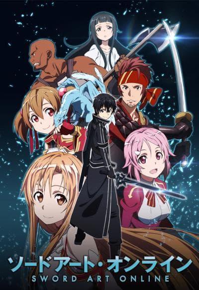 Sword Art Online Streaming Vf : sword, online, streaming, Infos, Sword, Online, (SAO), Anime, Streaming, VOSTFR,, Légal, Wakanim.TV