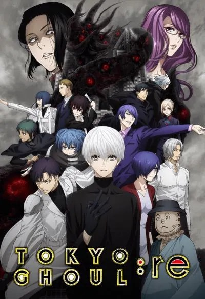 Tokyo Ghoul Vf Streaming : tokyo, ghoul, streaming, Infos, Tokyo, Ghoul:re, (Tokyo, Kushu:re), Anime, Streaming, English, Legally, Wakanim.tv