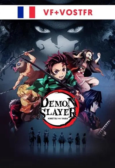 Kimetsu No Yaiba Vostfr : kimetsu, yaiba, vostfr, Infos, Demon, Slayer:, Kimetsu, Yaiba, Anime, Streaming, VOSTFR,, Légal, Wakanim.TV
