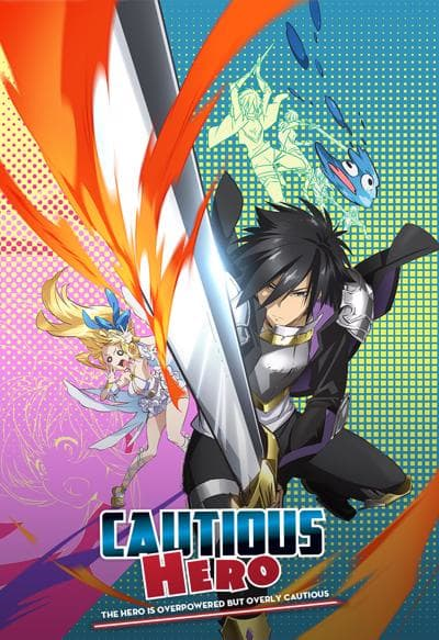 Cautious Hero: The Hero Is Overpowered But Overly Cautious 01 Vostfr : cautious, hero:, overpowered, overly, vostfr, Cautious, Hero:, Overpowered, Overly, Saison, Wakanim.TV