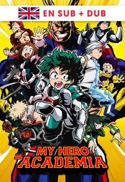 Watch My Hero Academia episodes in streaming   BetaSeries.com