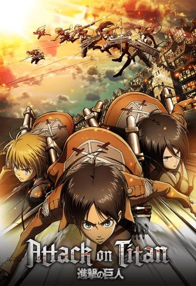 Attack On Titan Saison 3 Streaming : attack, titan, saison, streaming, Infos, Attack, Titan, (Shingeki, Kyojin), Anime, Streaming, English, Legally, Wakanim.tv