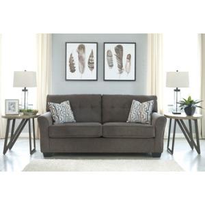 addison sofa ashley furniture dust cover fabric sofas pierce mattress alsen by