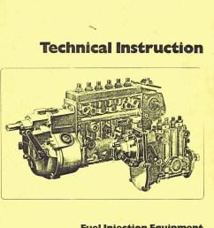 bosch vintage diesel fuel pump manuals for mechanics [ 2297 x 3375 Pixel ]