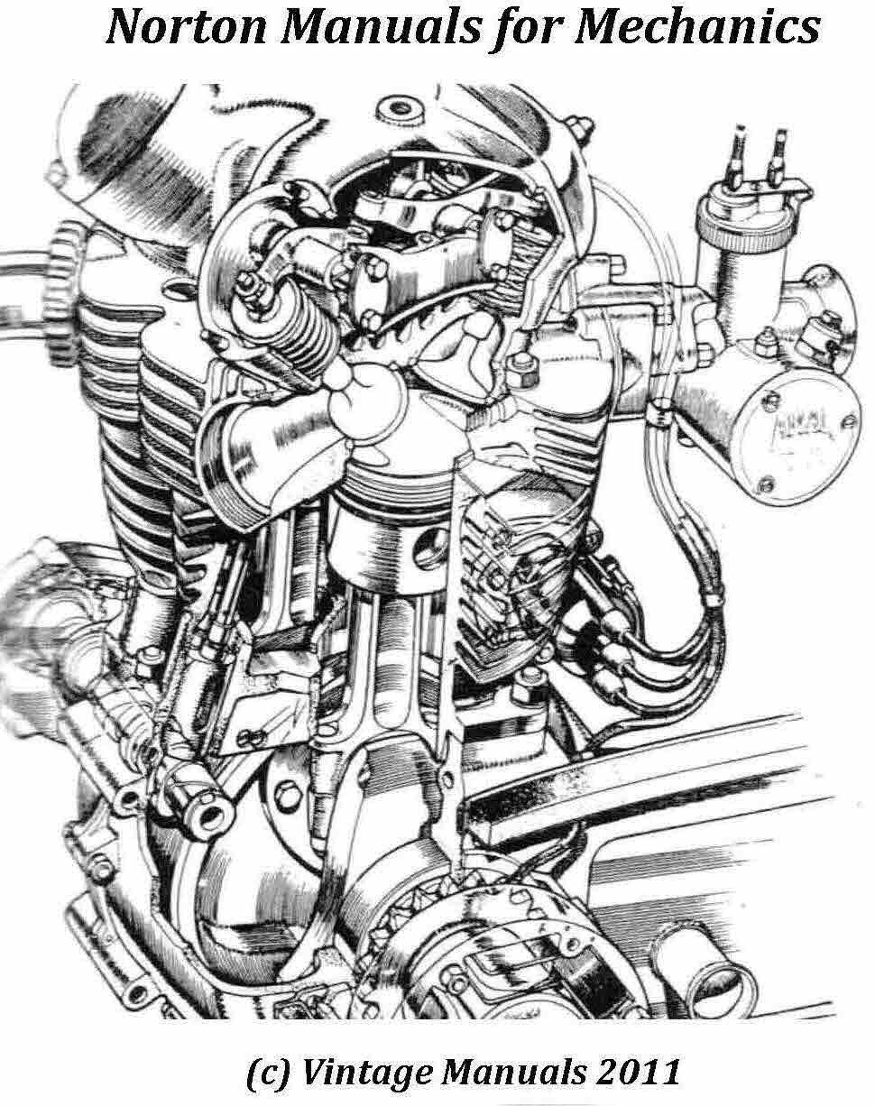 hight resolution of 1975 norton commando wiring diagram