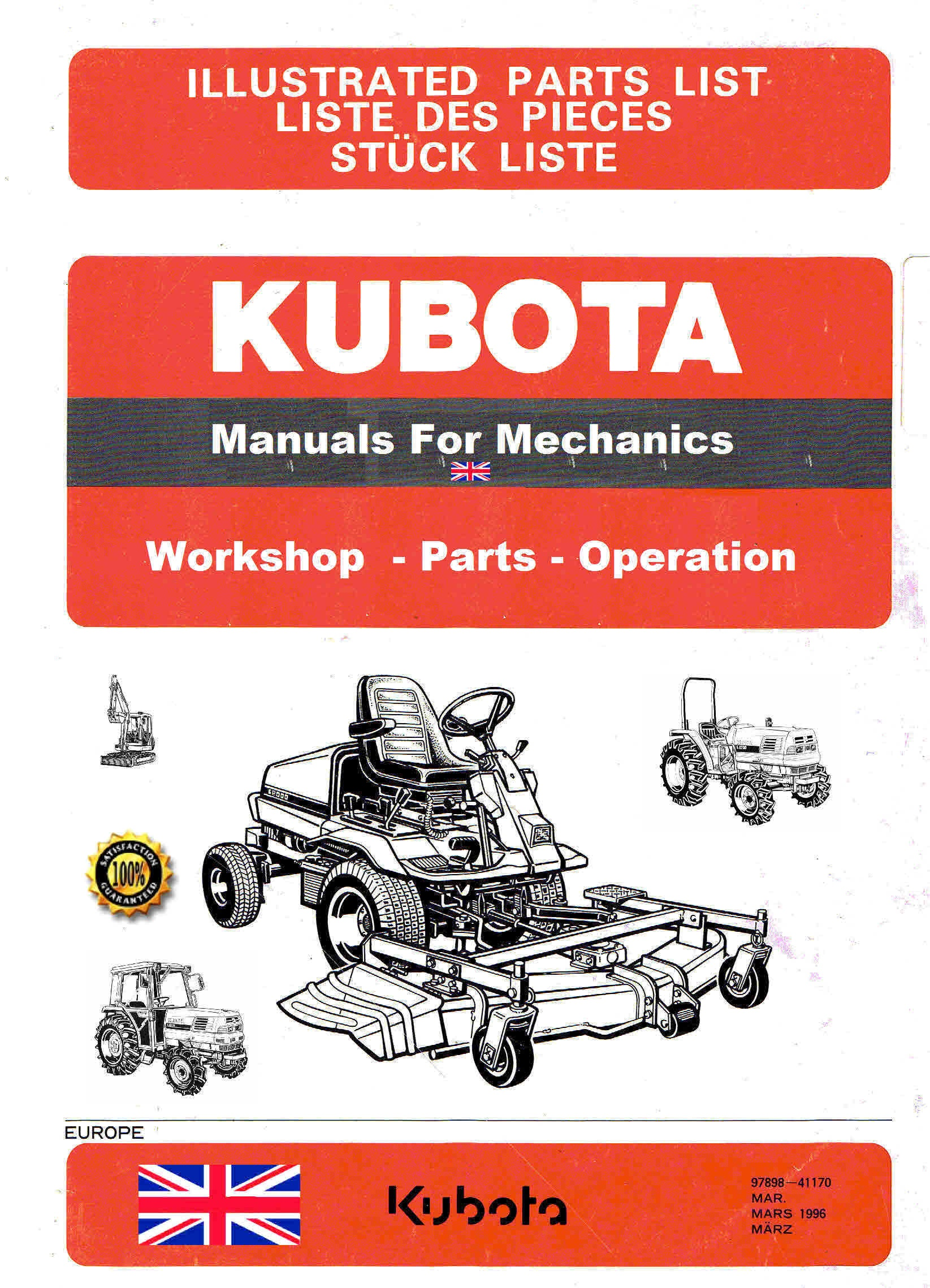 hight resolution of kubota manuals for mechanics the largest plant mechanics kubota manuals archive dvd there is 4 gig of service manuals illustrated part manuals with
