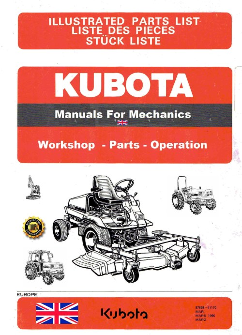 small resolution of kubota manuals for mechanics the largest plant mechanics kubota manuals archive dvd there is 4 gig of service manuals illustrated part manuals with
