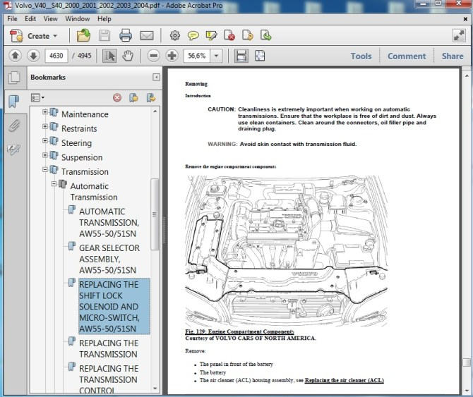2003 volvo s40 engine diagram 4 phase wiring diagram