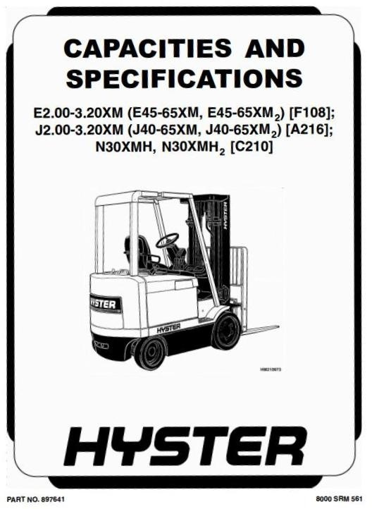 Hyster Forklift Wiring Diagram : 30 Wiring Diagram Images