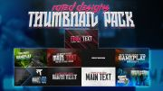 rated design thumbnail pack