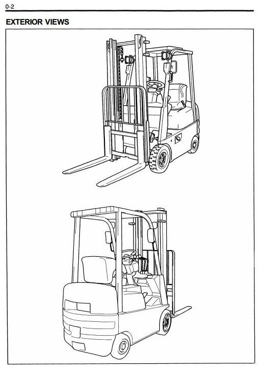 Toyota Forklift Maintenance Manual Pdf