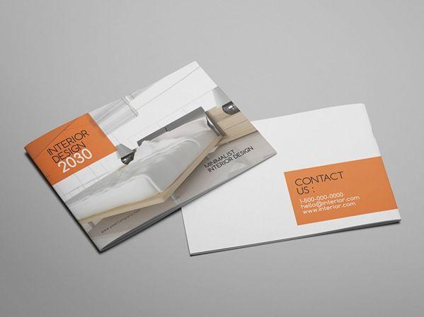 A5 Interior Design Brochure Catalog Vol2