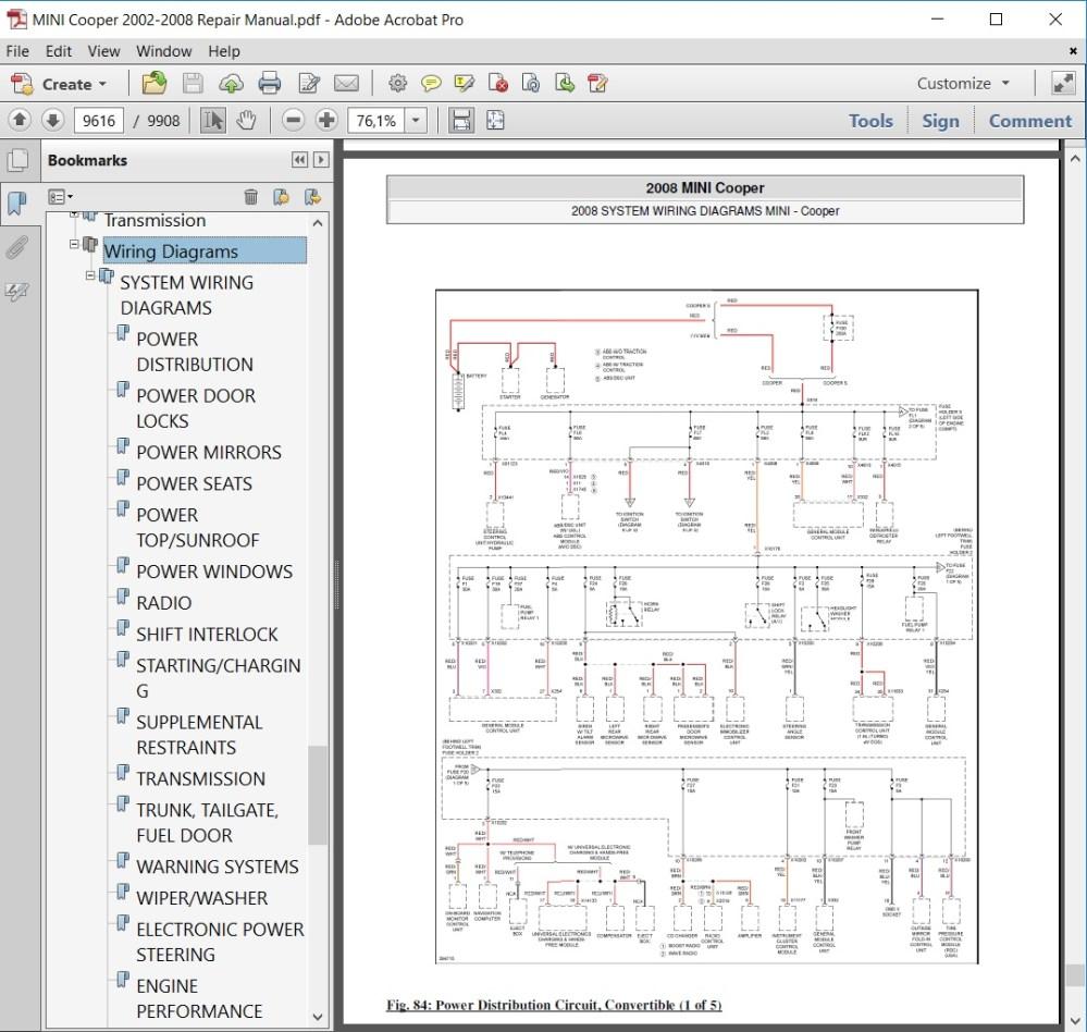 medium resolution of mini cooper 2002 2003 2004 2005 2006 2007 2008 repair mini cooper 2003 accessories 2003 mini cooper door lock wiring diagram