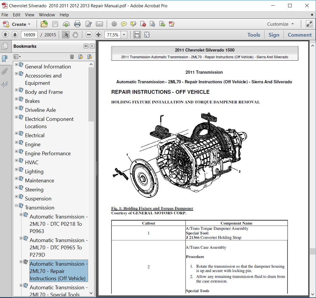 hight resolution of service manual covers