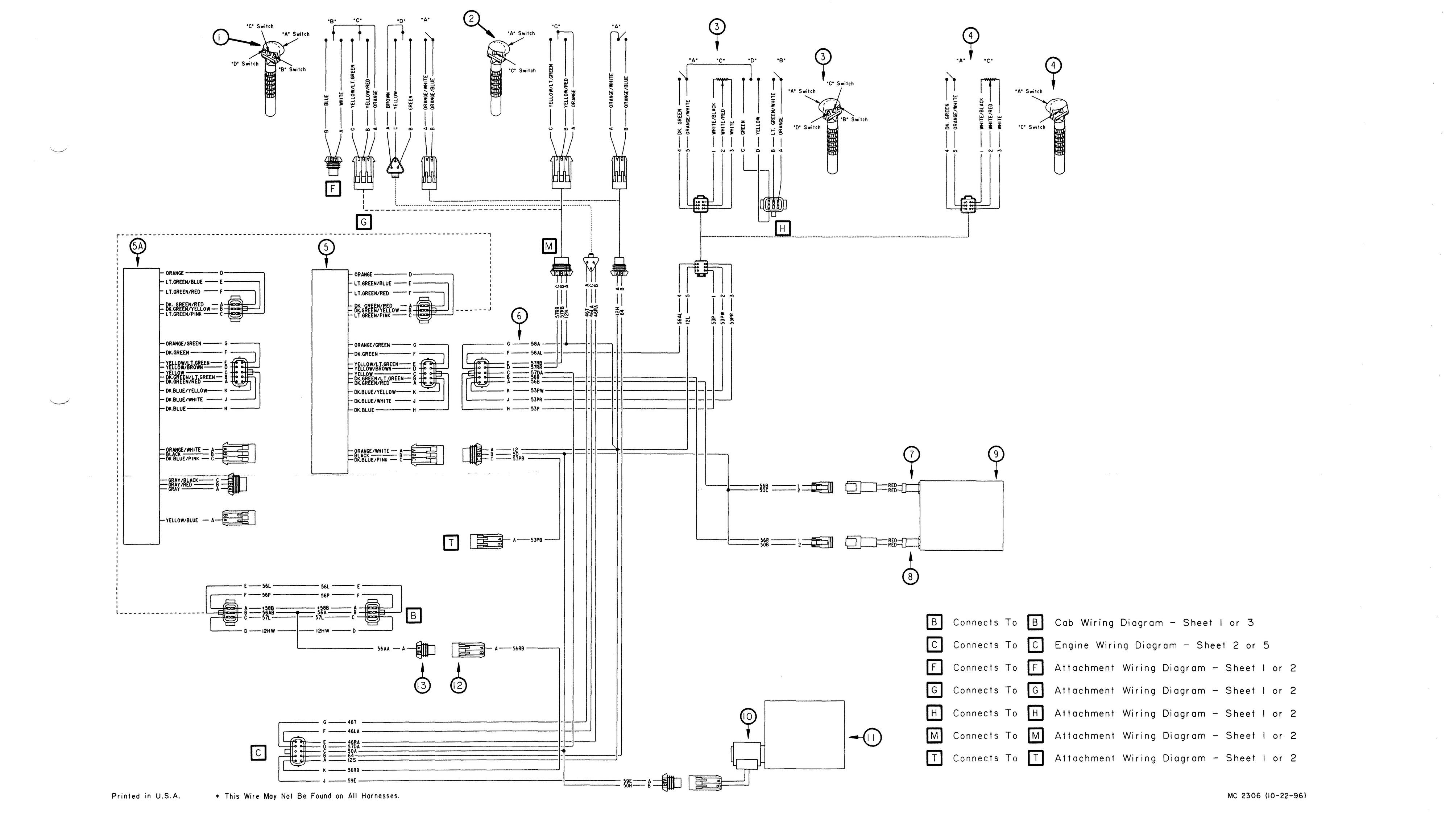 [SCHEMATICS_4FR]  6E6 2013 Bobcat T190 Wiring Diagram | Wiring Resources | 2013 Bobcat T190 Wiring Diagram |  | Wiring Resources