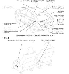 free 2009 lexus rx450h oem electrical wiring diagram pdf  [ 1526 x 2160 Pixel ]