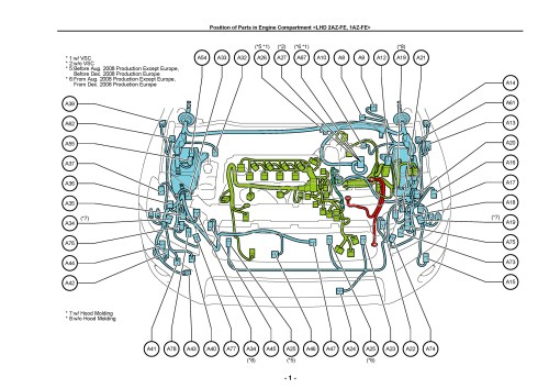small resolution of 2007 rav4 radio wiring wiring diagram toolbox 2007 rav4 radio wiring