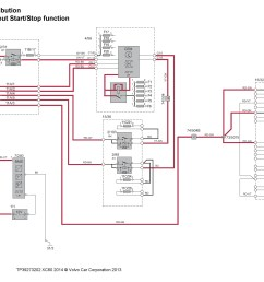 2014 2015 volvo xc60 oem electrical wiring diagrams oem auto wiring diagram volvo xc60 [ 3055 x 2160 Pixel ]