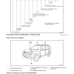 Nissan X Trail T31 Audio Wiring Diagram Master Plan Architecture Bubble 2007 2013 Oem Service And Repair Ma