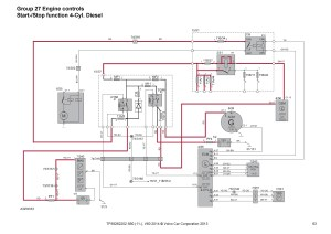 2014 Volvo S60 and V60, OEM Electrical Wiring Diagrams