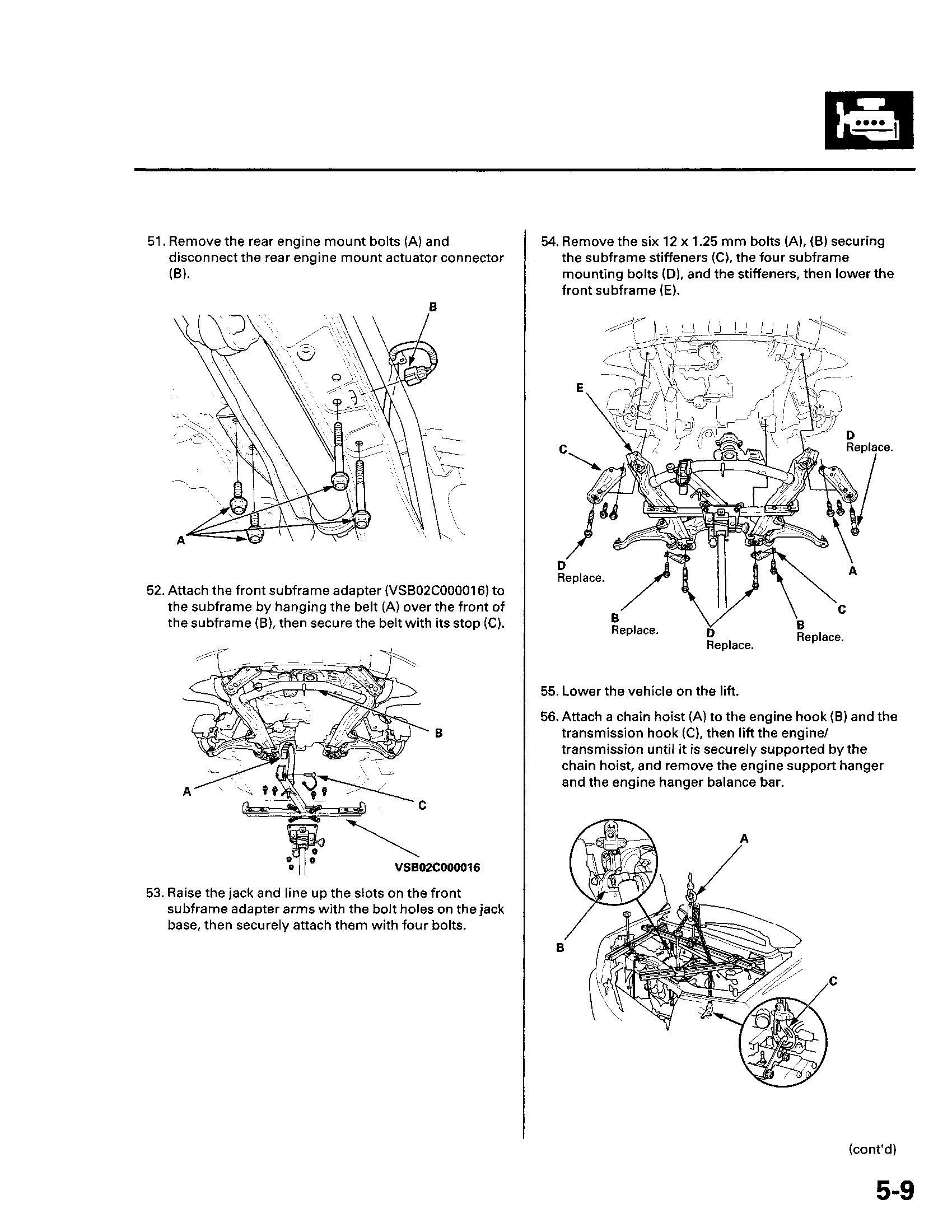 2009-2010 Honda Pilot OEM Workshop Service and Repair