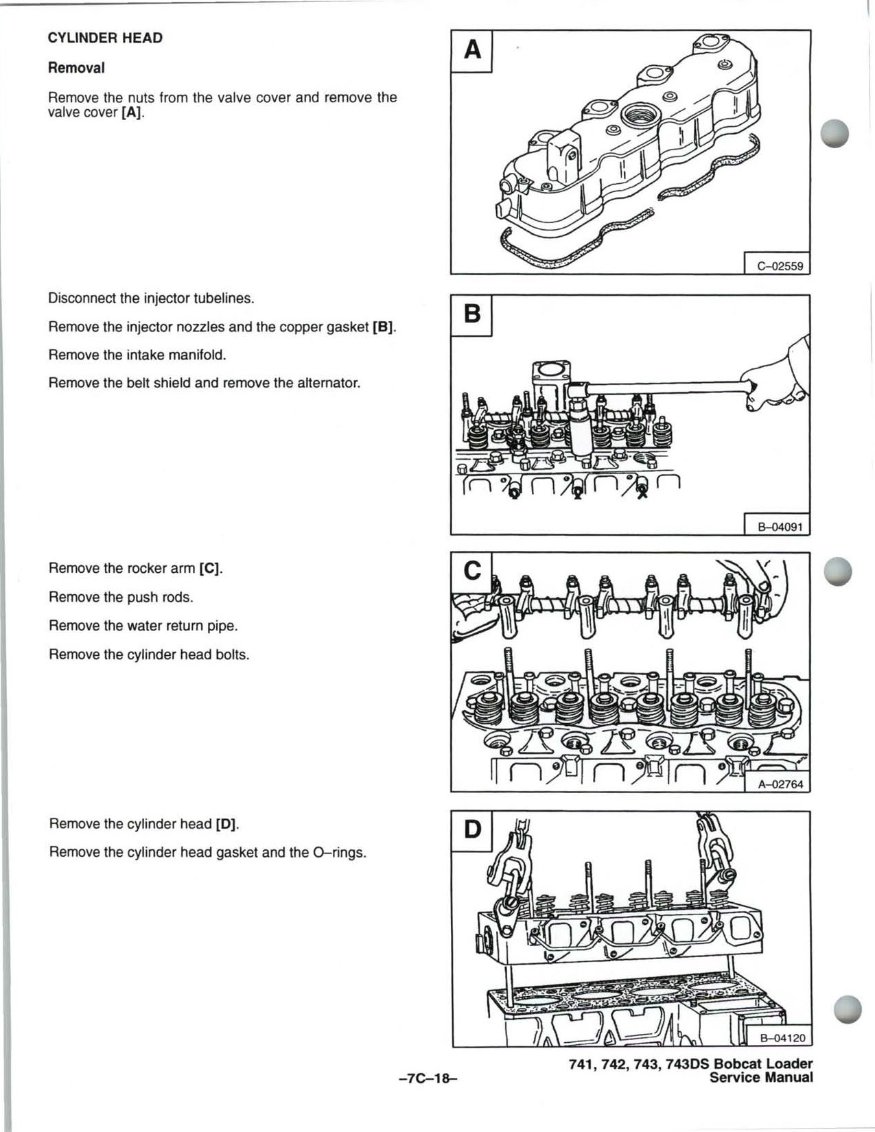 hight resolution of bobcat wiring diagrams for 743