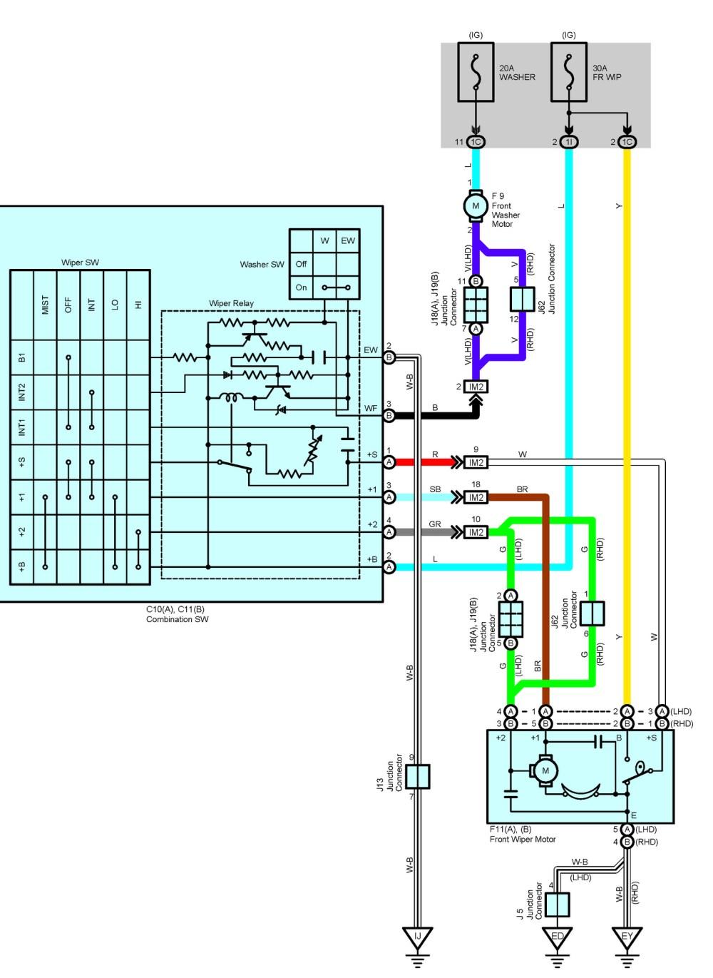 medium resolution of free 2005 lexus rx400h oem electrical wiring diagram rh sellfy com 2006 lexus rx400h wiring diagram