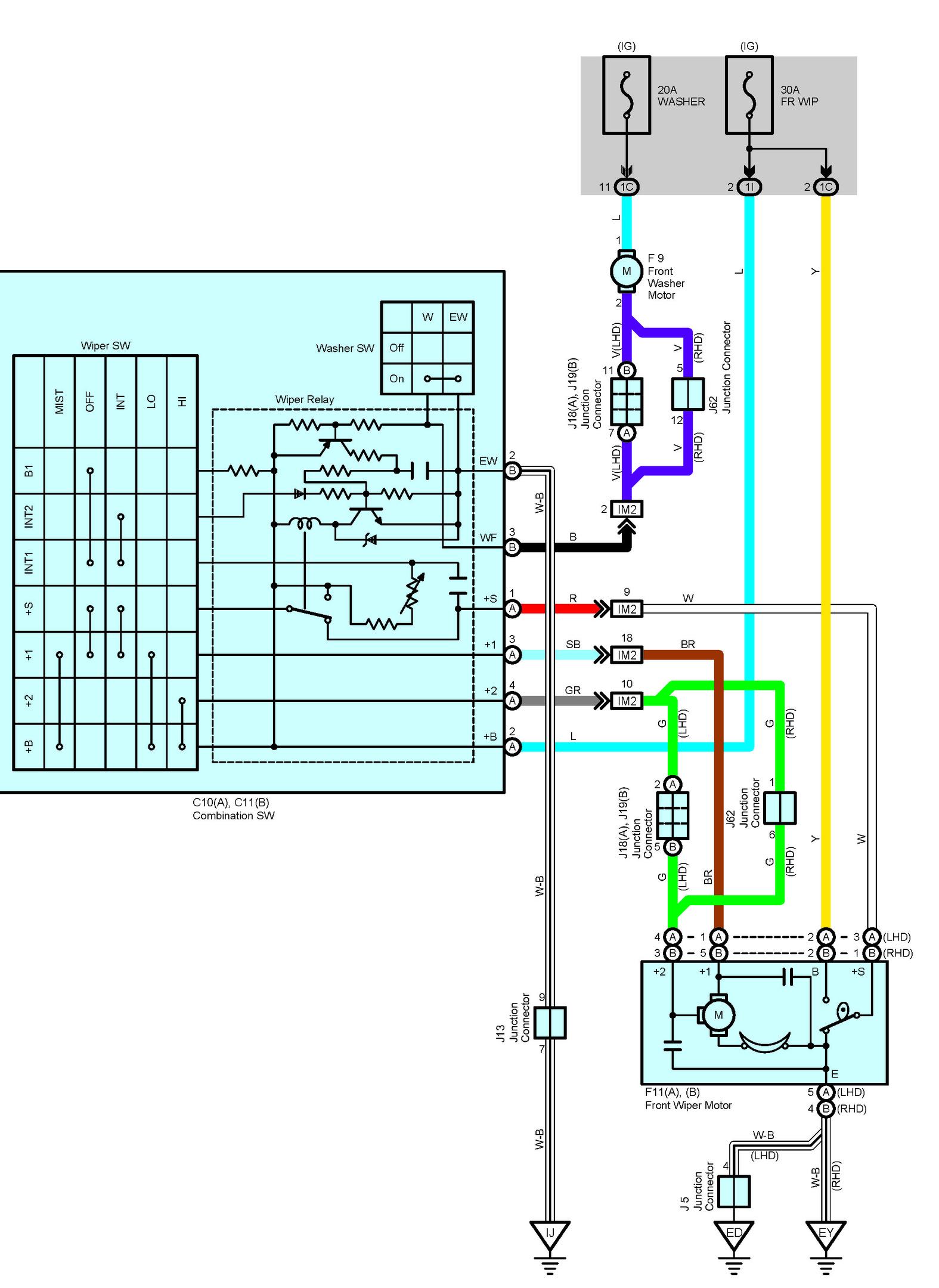 hight resolution of free 2005 lexus rx400h oem electrical wiring diagram rh sellfy com 2006 lexus rx400h wiring diagram