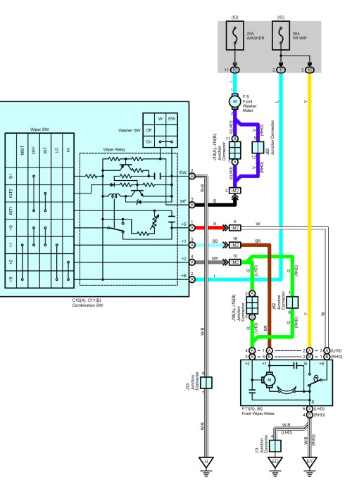small resolution of free 2005 lexus rx400h oem electrical wiring diagram rh sellfy com 2006 lexus rx400h wiring diagram