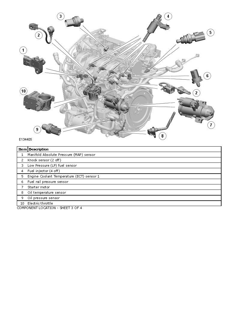 Auto Wiring Diagrams 2015 Land Rover Range Rover Evoque 2 2l Td4 2 0l Gtd