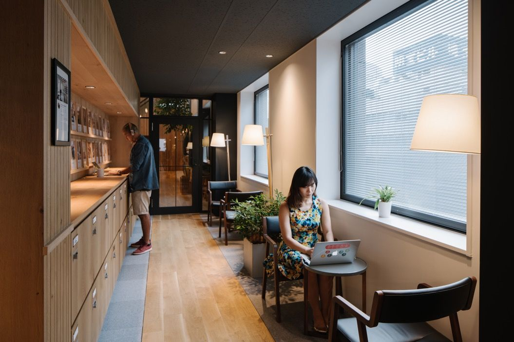 Airbnbの新「東京オフィス」!暮らすように、旅するように働く空間づくり。 | ガジェット通信 GetNews