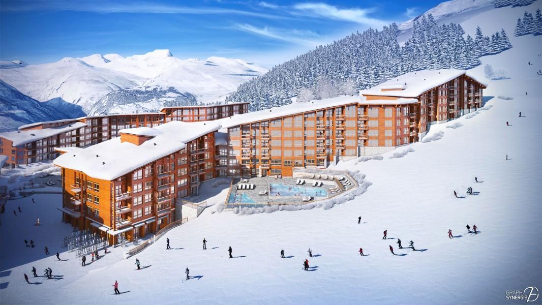 Appartement  vendre en Rhone Alpes  Savoie LES ARCS Appartement de vacances 2 chambres T3