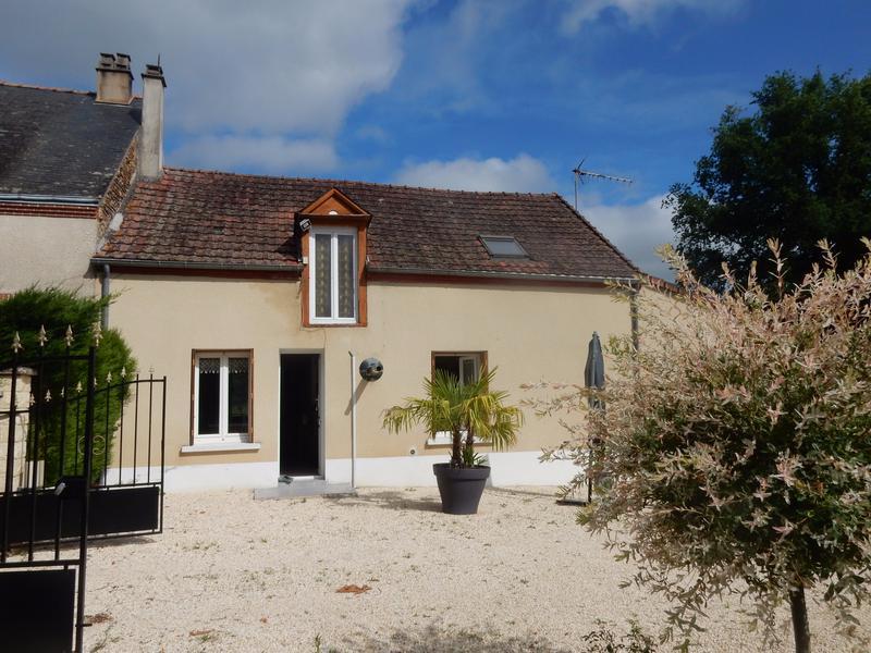 Maison  vendre en Centre  Indre POULIGNY NOTRE DAME Idyllique jolie maison en pierre avec 1