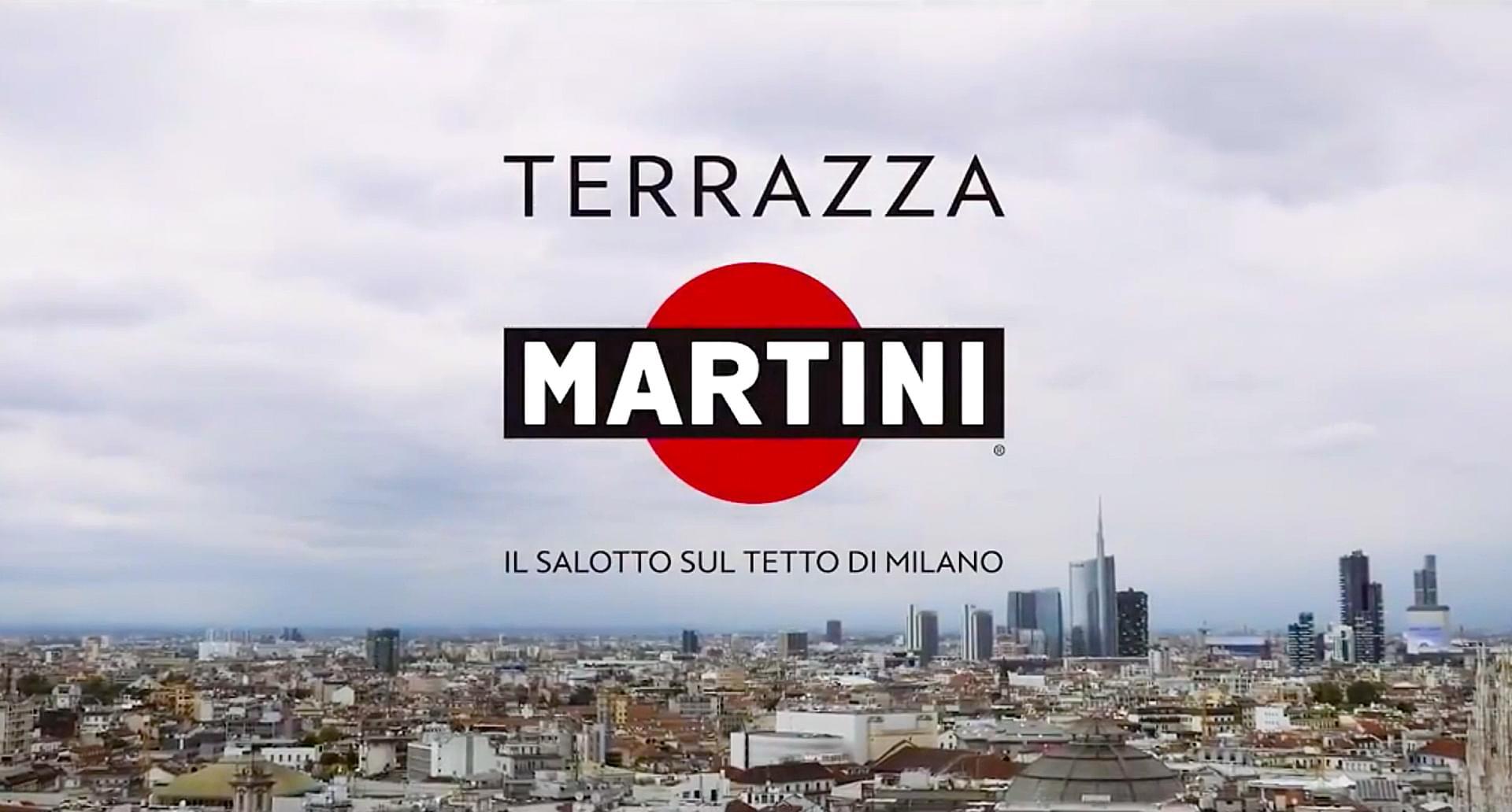 Terrazza Martini Milano  Il salotto sul tetto di Milano