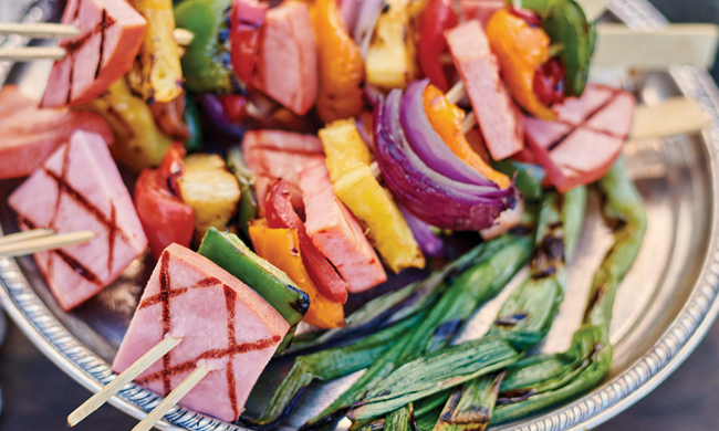 Flavorful Foods for Outdoor Family Fun Free Cooking and BBQ Magazine