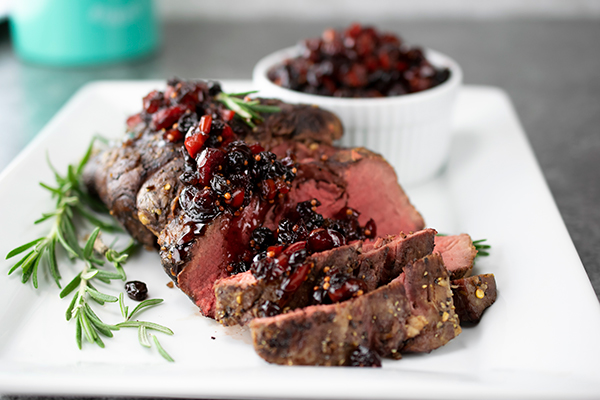 Red Pepper Cranberry Sauce Free Cooking and BBQ Magazine