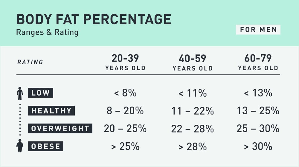 Body Composition: Is My Body Fat Percentage Healthy?