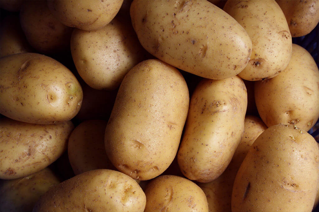 Potatoes are also helpful in improving your mileage