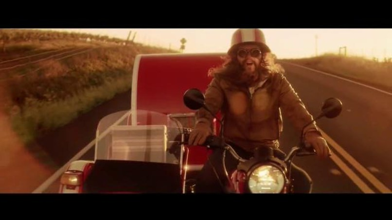 Geico Motorcycle Tv Commercial No