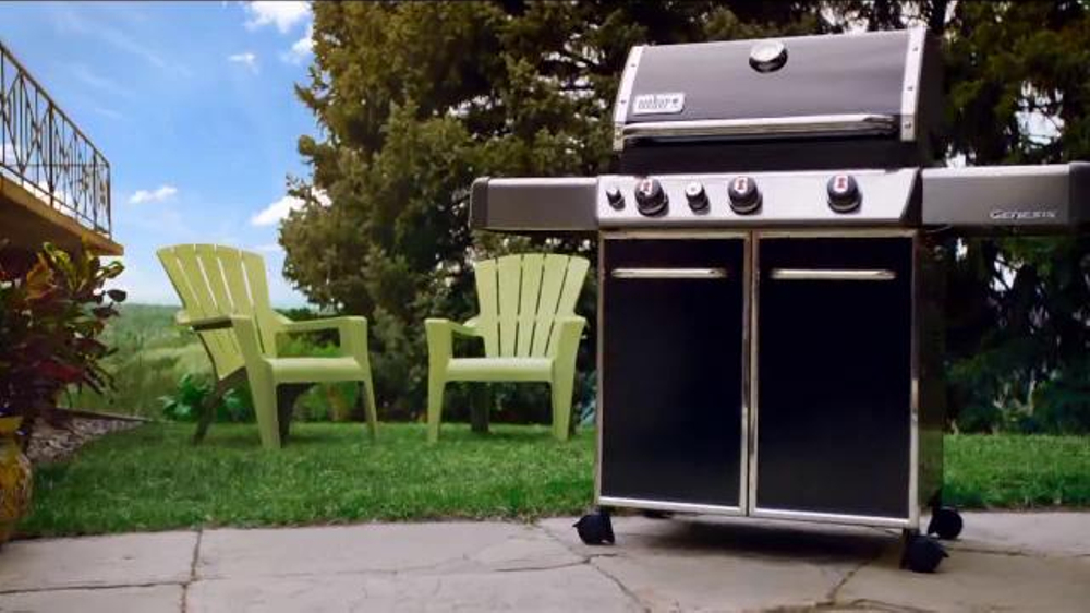 Weber Grill Images