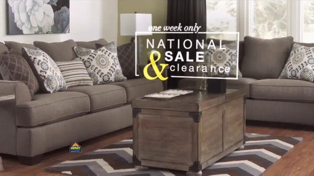 Ashley Furniture Homestore National Sale Amp Clearance Event