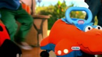 Little Tikes Pillow Racers TV Commercial - iSpot.tv