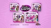 Cra-Z-Art Shimmer'n Sparkle Crystal Craze TV Commercial ...
