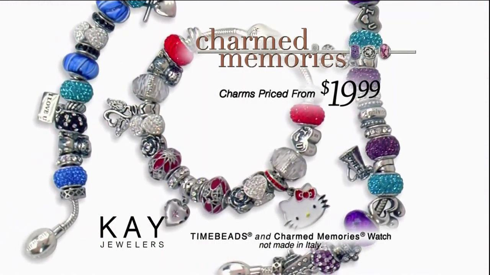 Kay Jewelers Charmed Memories TV Commercial Photo Booth