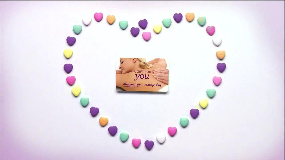 Massage Envy Gift Card TV Commercial Valentines Day