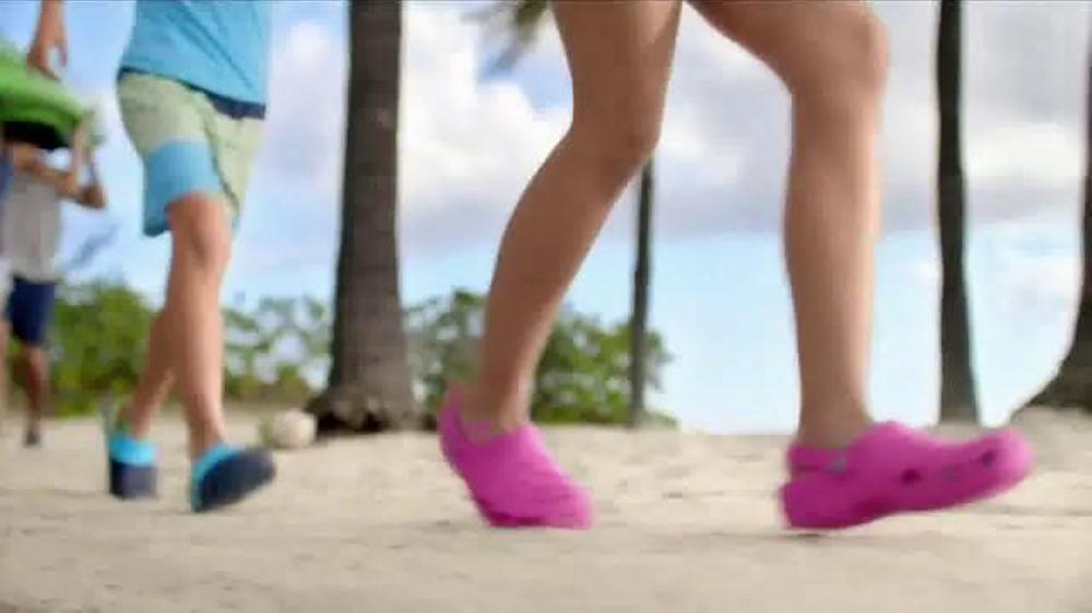 Crocs. Inc. TV Commercial. 'Beach Shoes' - iSpot.tv